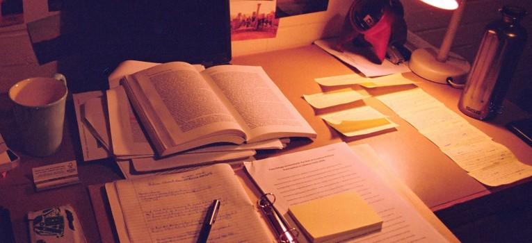 Como manejar os estudos em casa?