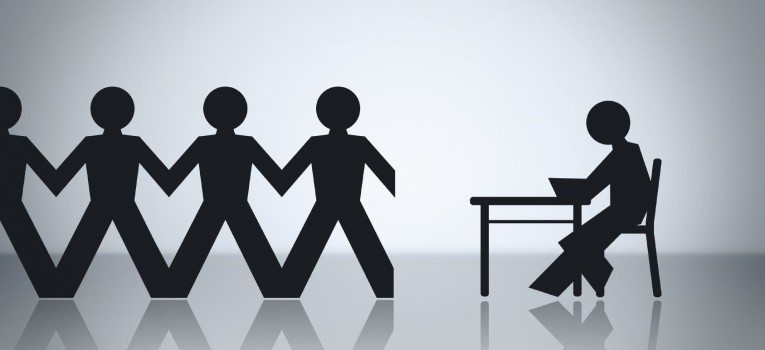 O papel influente do recrutador