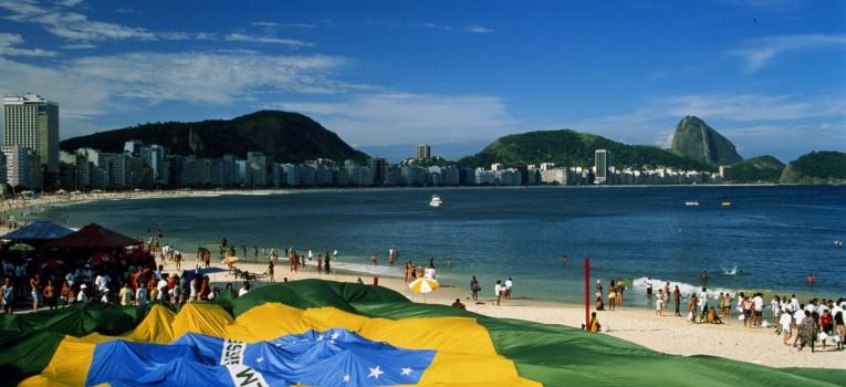 O Brasil é a bola da vez para o turismo, e você?