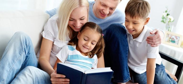 Incentive seu filho a ler desde criança