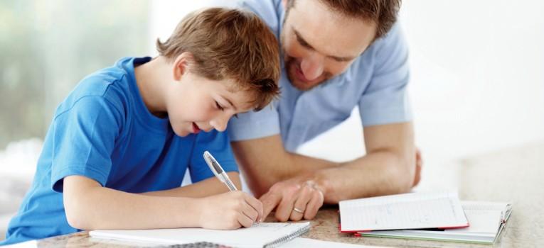 Ajude seu filho a ir bem na escola!
