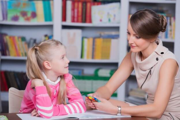 Aprendizagem na psicologia infantil