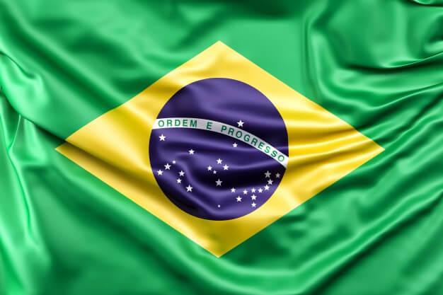 bandeira do brasil direitos humanos