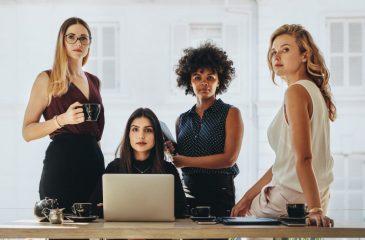 A predominância feminina na informática e na tecnologia da informação