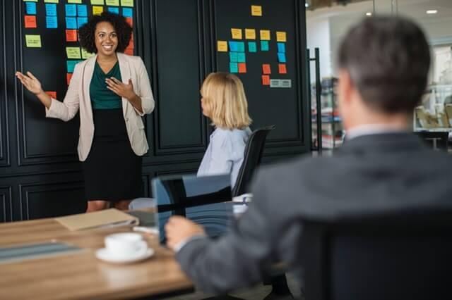 Coaching palestrando para profissionais