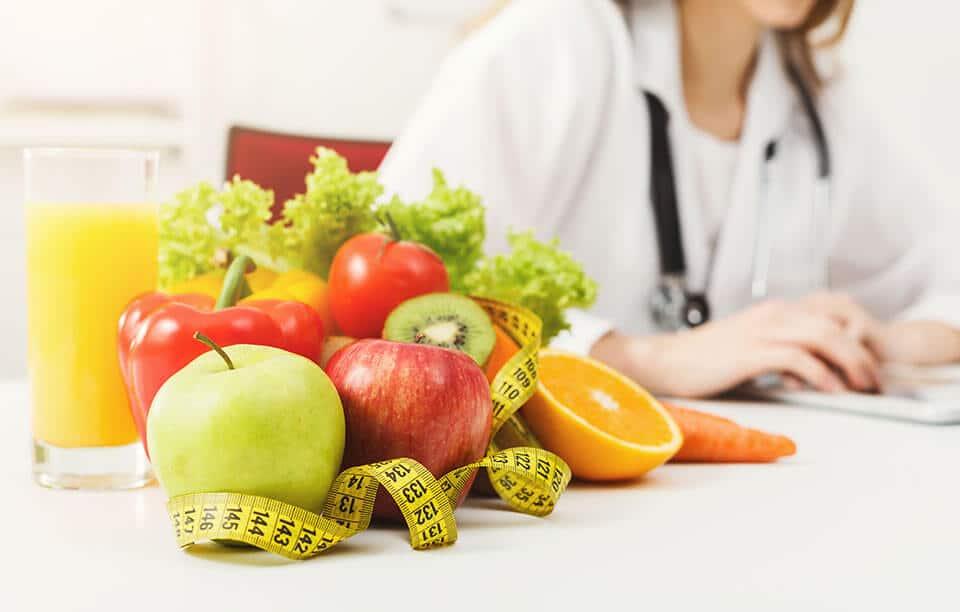 Curso de nutrição online