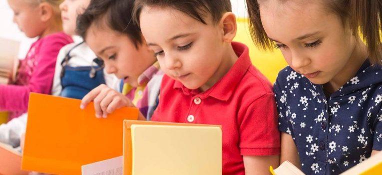 A leitura no desenvolvimento infantil