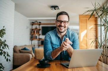 7 dicas para se organizar no home office