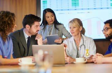 O que é o curso de gestão hospitalar?